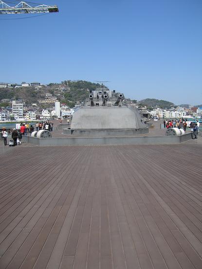 信濃は横須賀海軍工廠、4番艦は呉海軍工廠で起工されました。大和の最期は、沖縄への特攻作戦である菊